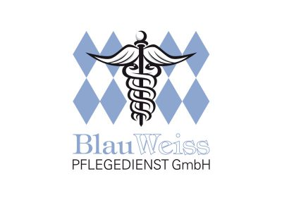 pflegedienstblauweiss
